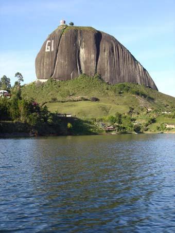 Climbing In Colombia El Pe 241 Ol